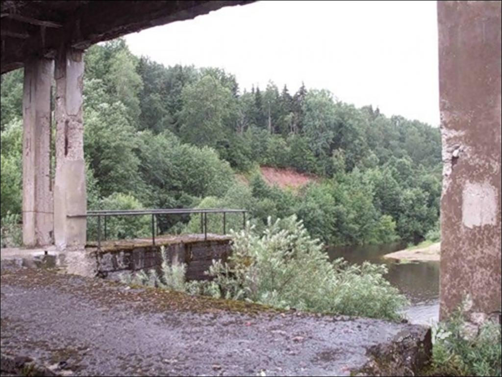 Обследование ГЭС на реке Пчёвжа