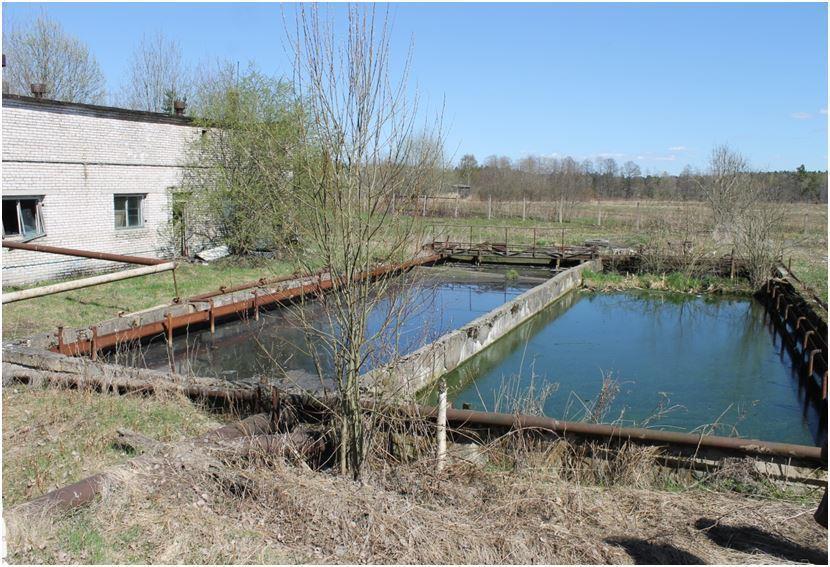 Обследование канализационных очистных сооружений