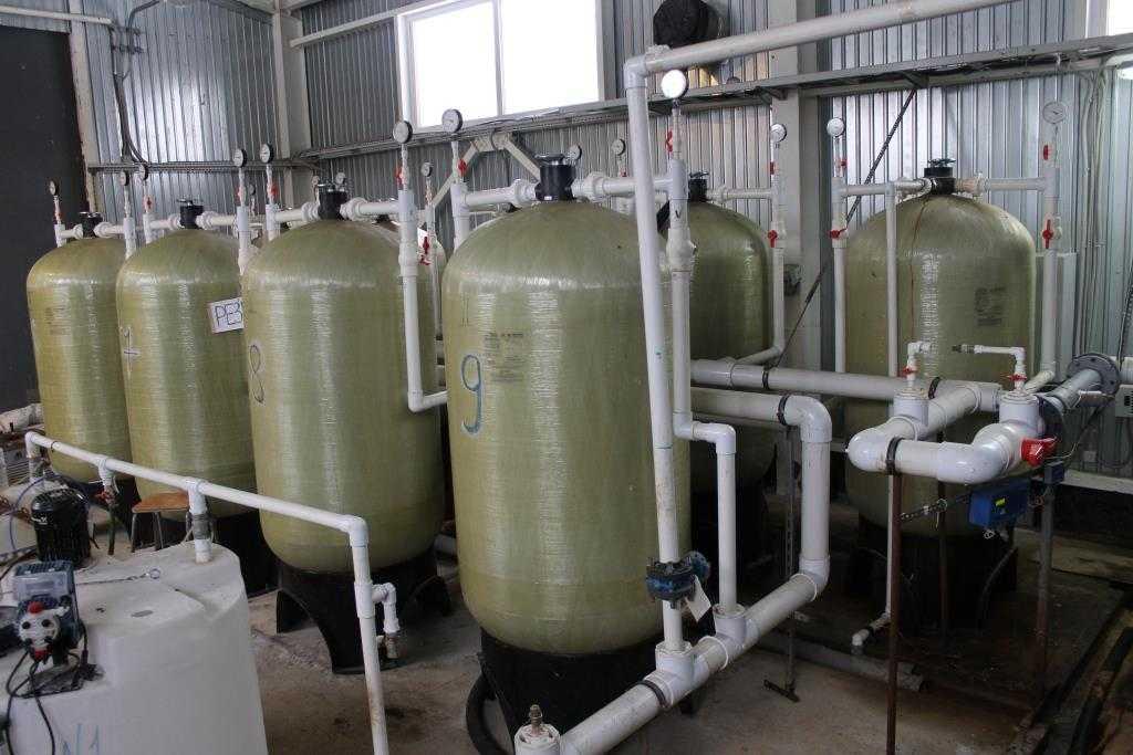 Обследование системы водоснабжения. Поселок Рассвет