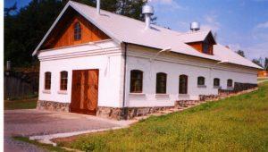 KOS na ostrove Valaam (Valaamskii monastir)