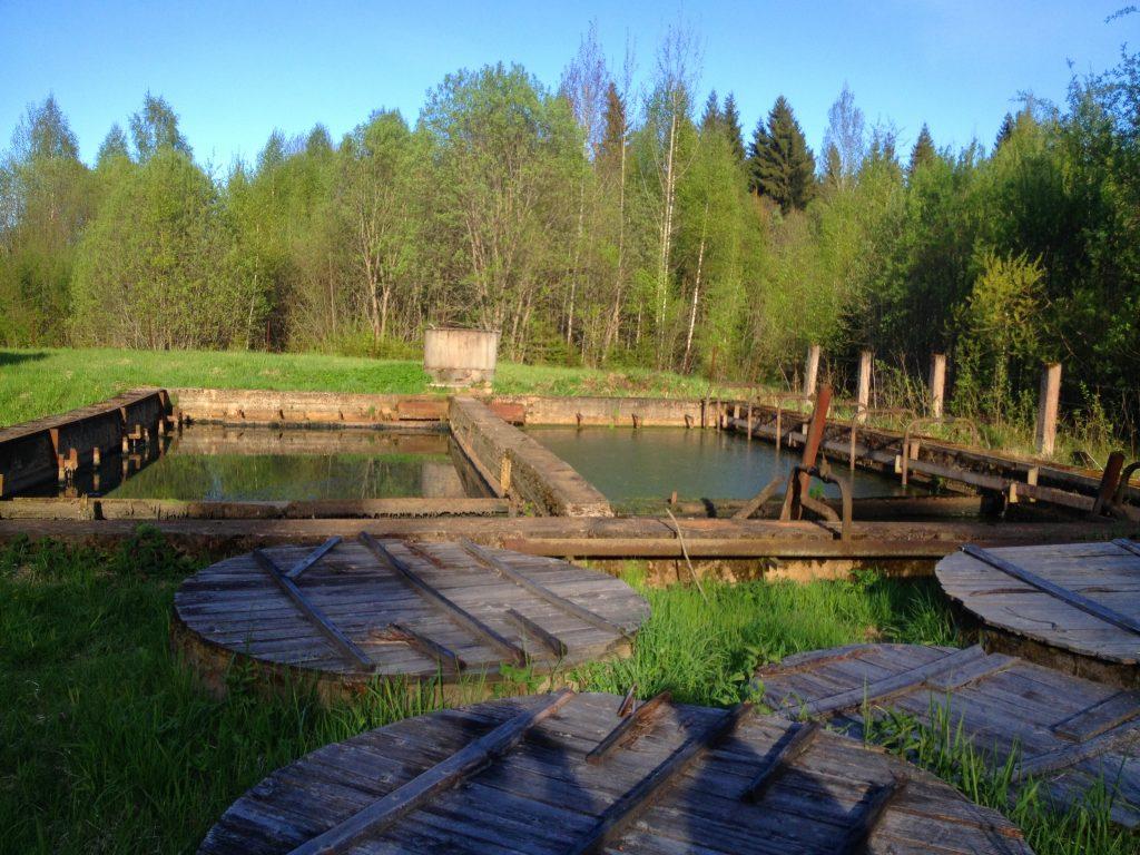 обследование существующей централизованной системы водоотведения