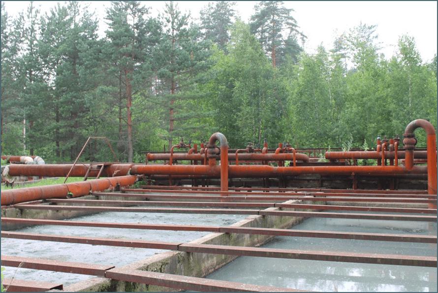 Обследование объектов централизованной системы водоотведения. Бор