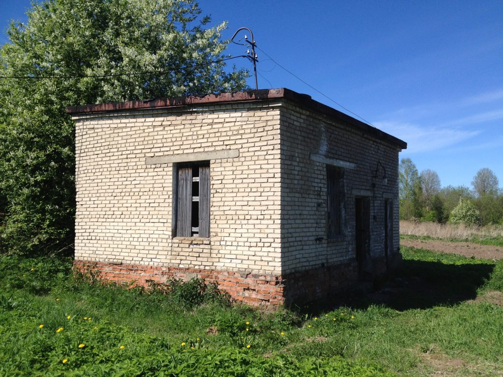 КНС. Системы водоотведения и очистки сточных вод. Обследование в деревне Мелегежская Горка