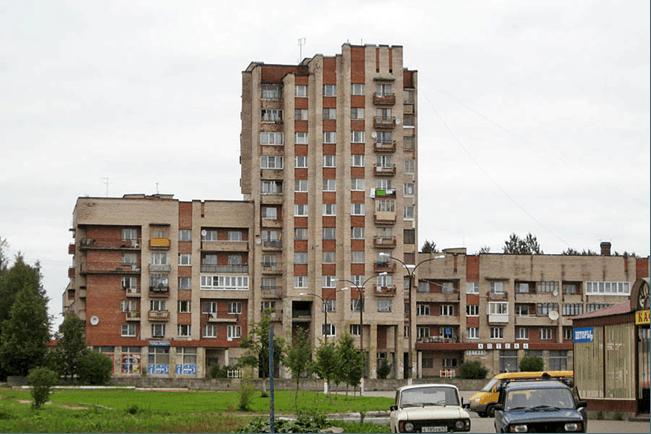 проект реконструкции КОС - Отрадное