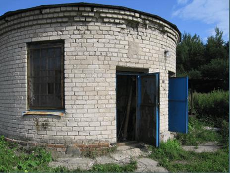 Канализационные очистные сооружения. ГКНС