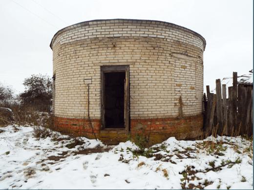 Обследование КНС. Поселок Курск