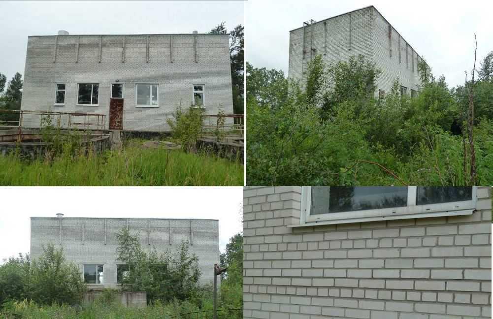 здания решеток с приемной камерой
