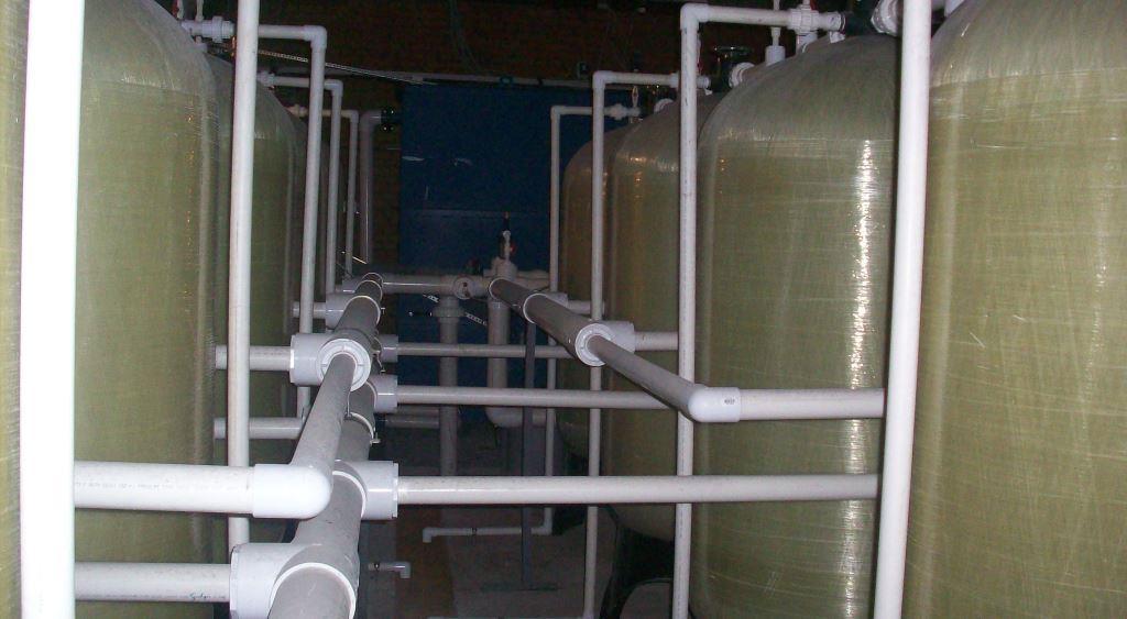 Реконструкция системы водоснабжения посёлка Рассвет